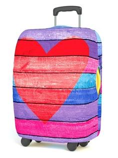 Чехол для чемодана RATEL Neoprene Happy Valentines Day размер S Heart