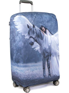 Чехол для чемодана RATEL Animal размер M Sleeping Beauty