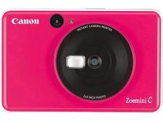 Фотоаппарат Canon Zoemini C Bubble Gum Pink 3884C005
