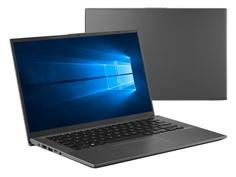 Ноутбук ASUS VivoBook X412FA-EB691T 90NB0L92-M10820 (Intel Core i3-8145U 2.1GHz/8192Mb/256Gb SSD/No ODD/Intel HD Graphics/Wi-Fi/Bluetooth/Cam/14/1920x1080/Windows 10 64-bit)