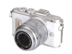 Фотоаппарат Olympus PEN E-PL8 Kit 14-42 mm II R White-Silver