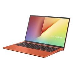 """Ноутбук ASUS VivoBook X512FL-BQ512T, 15.6"""", Intel Core i5 8265U 1.6ГГц, 8Гб, 256Гб SSD, nVidia GeForce MX250 - 2048 Мб, Windows 10, 90NB0M97-M06790, оранжевый"""