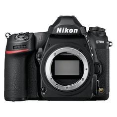 Зеркальный фотоаппарат NIKON D780 BODY body, черный