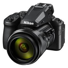 Цифровой фотоаппарат NIKON CoolPix P950, черный