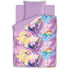 """Детское постельное белье 1,5 сп. Непоседа, """"My Little Pony"""" Небесные пони"""