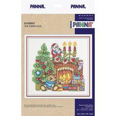 """Набор для вышивания Panna """"Камин"""""""