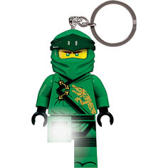 Брелок-фонарик LEGO Ninjago Lloyd, свет