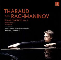 Виниловая пластинка Warner Music Classic RoyalLiverpoolPhilOrch:Tharaud Plays Rachmaninov