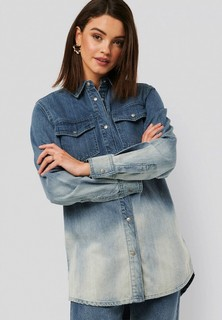 Рубашка джинсовая NA-KD