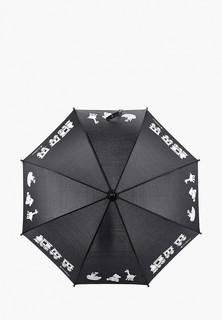Зонт-трость Flioraj с проявляющимся рисунком от воды