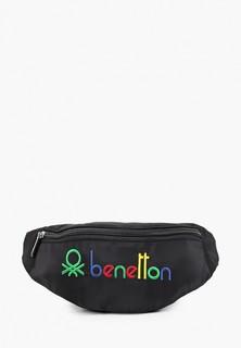 Сумка поясная United Colors of Benetton
