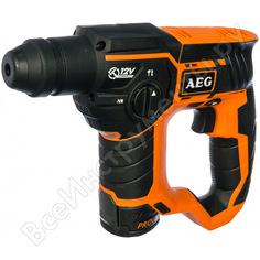 Аккумуляторный перфоратор aeg bbh12 li-202c 4935443968