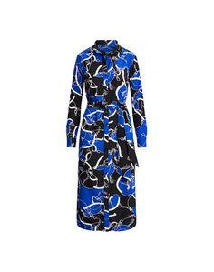 Платье длиной 3/4 Ralph Lauren