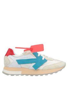 Низкие кеды и кроссовки Off White