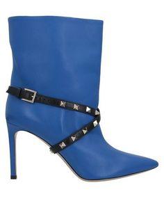 Полусапоги и высокие ботинки Valentino
