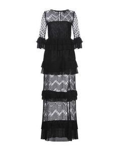 Длинное платье Just Cavalli