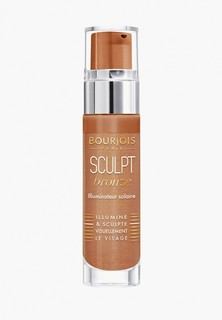 Хайлайтер Bourjois Sculpt Highlighter, Тон bronze sunkissed загорелый