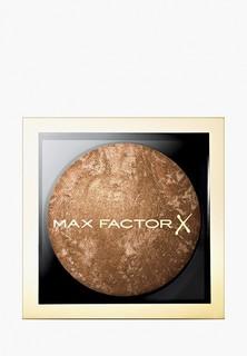 Бронзатор Max Factor Sun-Kissed Glow, 10 Bronze, 3 гр