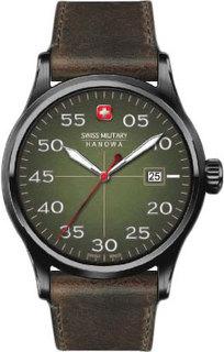 Швейцарские мужские часы в коллекции Land Мужские часы Swiss Military Hanowa 06-4280.7.13.006