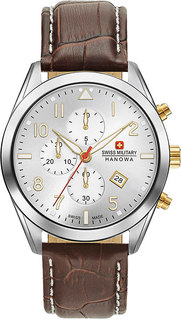 Швейцарские мужские часы в коллекции Land Мужские часы Swiss Military Hanowa 06-4316.04.001.02