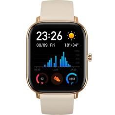 Умные часы Xiaomi Amazfit GTS A1914 Desert Gold