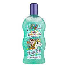 Волшебная пена для ванны Kids Stuff с мерцающими пузырьками 300 мл