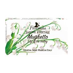 Мыло Florinda Весенние цветы Mughetto 100 г