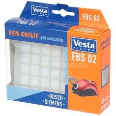 Фильтр для пылесоса FBS 02 Vesta filter