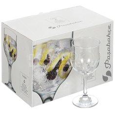 Бокал для вина Pasabahce Tulipe 44163B, 6 шт, 240 мл
