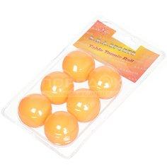 Набор мячей для настольного тенниса Премиум Y6-1878, 6 шт