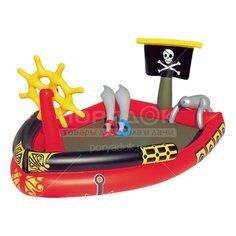 Игровой центр BestWay Пираты 53041, 190х140х99 см