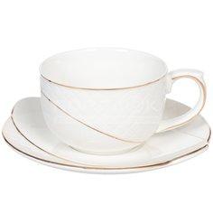 Сервиз чайный из керамики, 12 предметов, 333140 Y4-2730 I.K