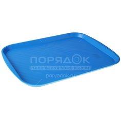 Поднос пластиковый, 33.5х47 см, прямоугольный М211 Альтернатива Alternativa