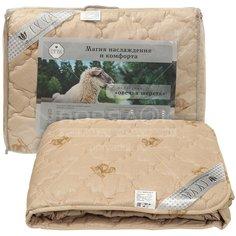 Одеяло IVVA Овечья шерсть ОШТсп-М-15, тик, 140х205 см