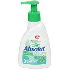 Мыло жидкое Absolut Алоэ, 250 мл