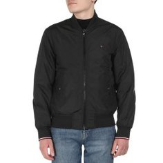 Куртка TOMMY HILFIGER MW0MW12006 черный