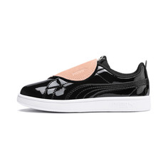 Детские кеды PUMA Smash v2 BFF Patent PS