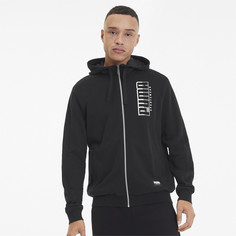 Толстовка ATHLETICS Hooded Jacket TR Puma
