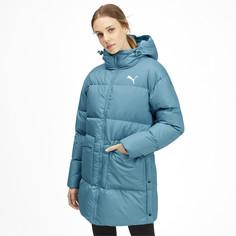 Куртка 450 Long Hooded Down Coat Puma