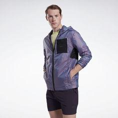 Беговая куртка One Series Running Night Run Reebok