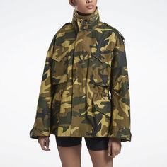 Куртка Military Reebok x Victoria Beckham