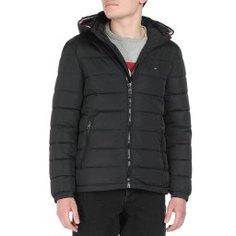 Куртка TOMMY HILFIGER MW0MW12218 черный