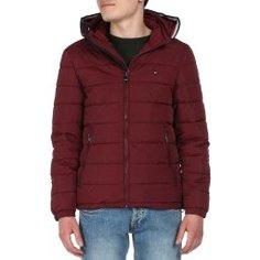 Куртка TOMMY HILFIGER MW0MW12218 бордовый