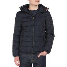Куртка TOMMY HILFIGER MW0MW12218 темно-синий