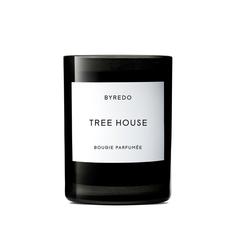 BYREDO Свеча «TREE HOUSE» 240 гр