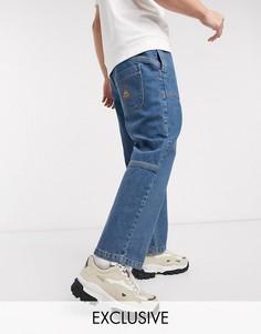 Свободные джинсы Reclaimed Vintage inspired-Синий
