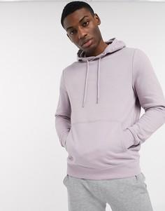 Худи лавандового цвета New Look-Фиолетовый