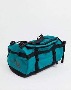 Зеленая небольшая сумка дафл The North Face Base Camp, 50 л-Зеленый
