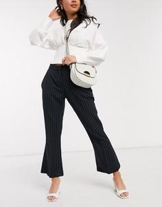 Расклешенные брюки Closet-Черный
