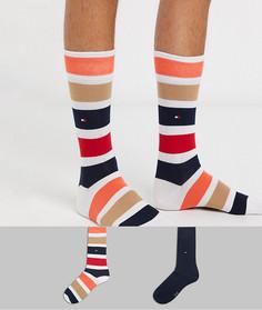 Набор из 2 пар носков Tommy Hilfiger-Мульти
